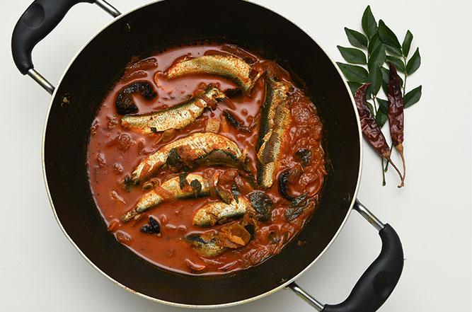 Curry Meen Murringakka