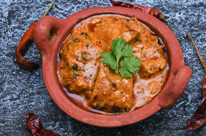 Pollo Chettinad