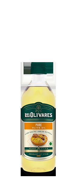 PURE<br />ACEITE DE OLIVA 500 ml